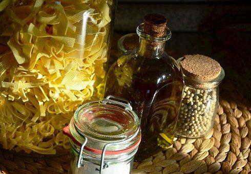 Oil, Olive Oil, Ingredients, Cook, Kitchen