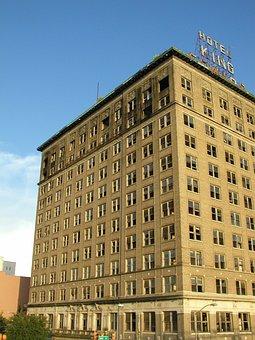 King Edward Hotel, Jackson, Mississippi