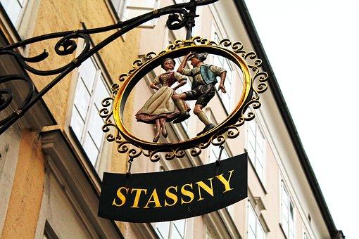 Austria, Salzburg, Europe, Travel, Old City, Old Town