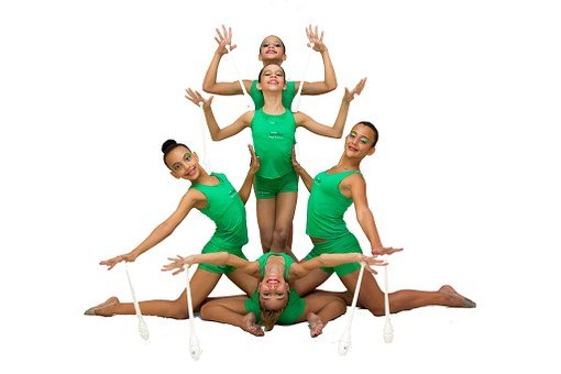 Gym, Girls, Rhythmic Gymnastics, Atlético, Gymnastics