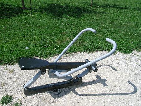 Rowing Machine, Club Equipment, Gym, Gymnastics, Sport