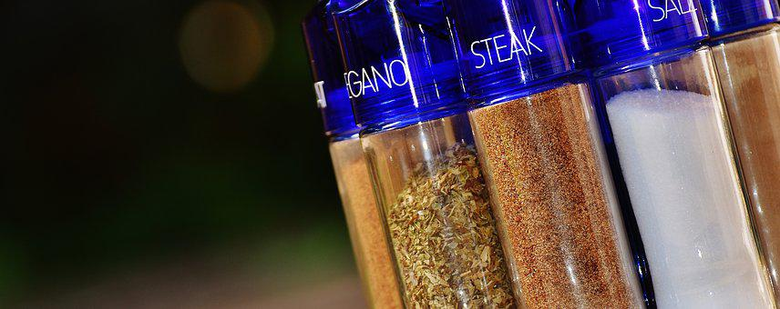 Spice Rack, Cooking, Spices, Preparation, Eat, Cook