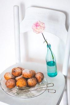 Homemade, Doughnuts, Donut, Sweets, Tradition, Polish