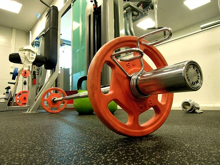 In The Gym, Weight, Rail, The Device, Sports