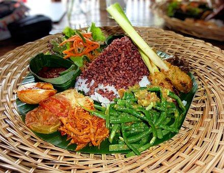 Indonesia, Cuisine, Food, Feast, Dinner, Meal