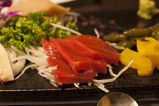 Sushi, Tuna, Tuna Party, Time, Fish, Food