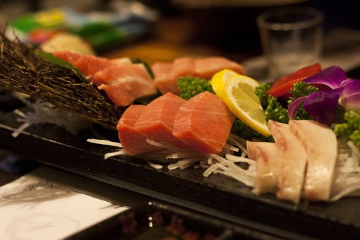 Sushi, Time, Tuna, Tuna Party, Fish, Food