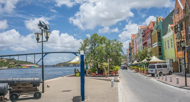 Curacao, Willemstad, Antilles, Caribbean, Dutch, City