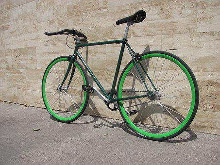 Fixie, Bicycle, Track Bike, Road Bike, Bike