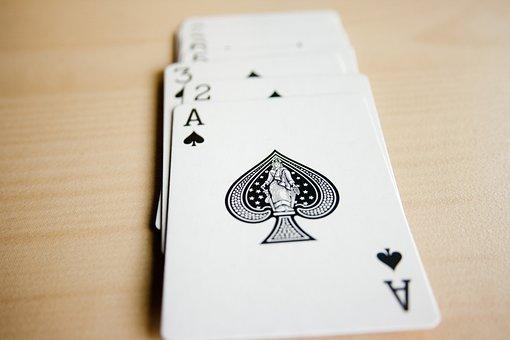 Spades, Cards, Card Deck, Casino, Poker, Gambling
