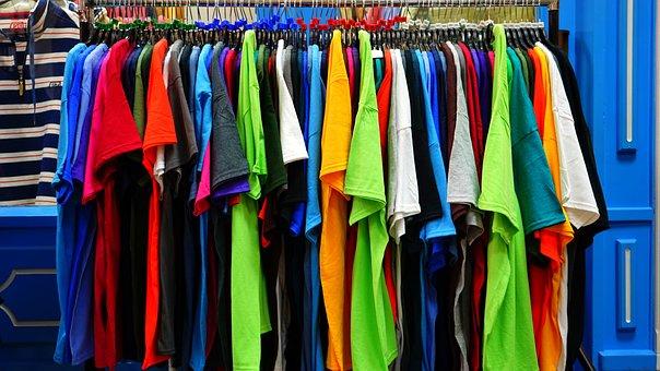 Shirt, Colour, Clothing, Fashion, Textile, Blue, Cotton