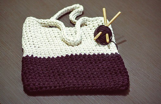 Bag, Crocheting, Yarn, Diy, Knitting, Hand Made, Thread