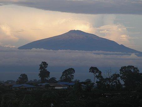 Mount Cameroon, Africa, Equatorial Guinea