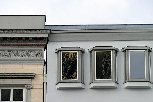 Facade, Gable, Lübeck, Hanseatic League, Historically