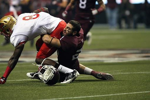 Football, Canadian, No Helmet, Game, Sport, Ball, Play