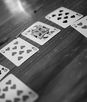 Playing Cards, Poker, Game, Cards, Fun, Table, Playing