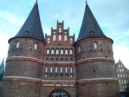 Lübeck, Goal, Landmark, Hanseatic League