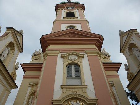Church, House, City, Zurich, Historic Center