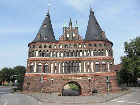 Holsten Gate, Lübeck, Goal, Historically, City Gate