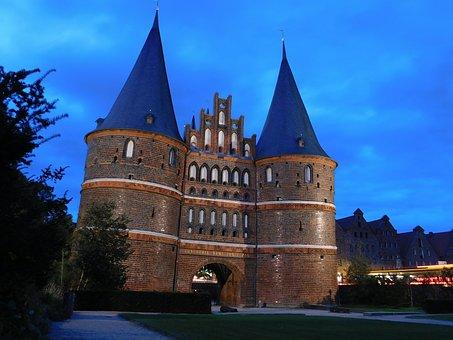 Lübeck, Holsten Gate, Historically, Hanseatic City