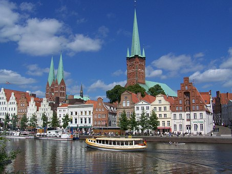 Lübeck, Marzipan City, World Heritage, Old Town