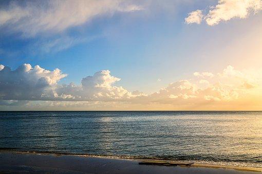 Seashore, Clouds, Water, Beach, Ocean, Nature, Sea, Sky