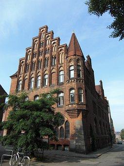 Lübeck, Hanseatic League, Old Town, Building