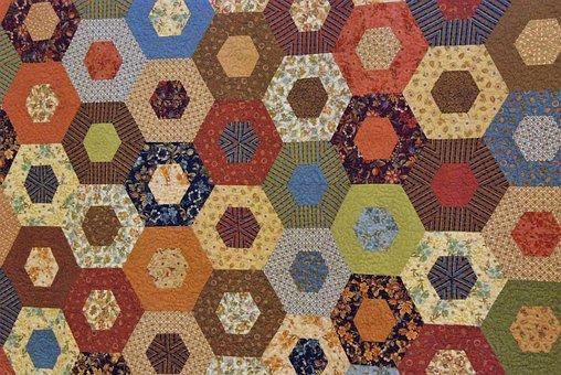 Quilt, Quilting, Lap, Patches, Textile, Crafts