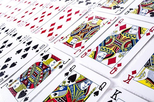 Cards, Play, Deck, Poker, Game, Casino, Four, Player