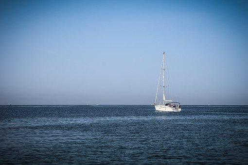 Sea, Boat, Ocean, Water, Travel, Ship, Vacation