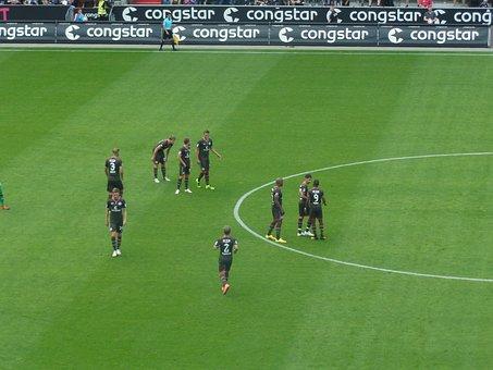 Football, St Pauli, Seville, Friendly Match, Hamburg