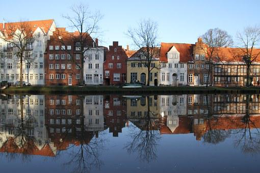 Lübeck, Old Town, The Channel Lübeck
