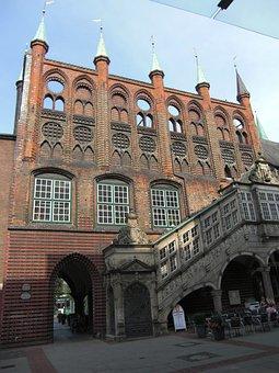 Hanseatic City, Lübeck, Town Hall, Historically