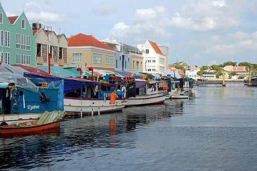 Curacao, Antilles, Island, Tropical, Caribbean