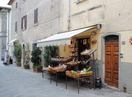 Chianti, Castellina In Chianti, Italy, Tuscany, Place