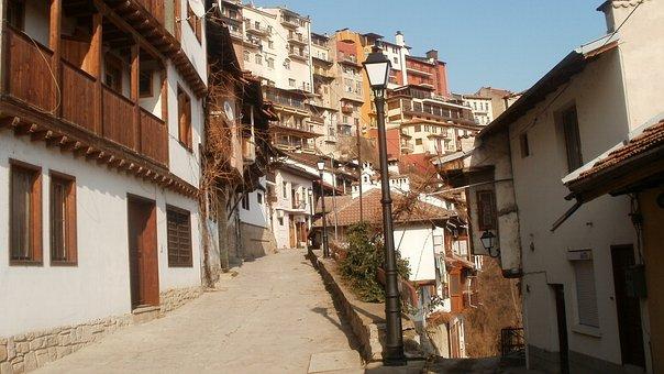 Veliko Tarnovo, Gurko Str, Bulgaria