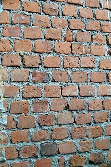 Bricks, Texture, Wall, Fence, Protection