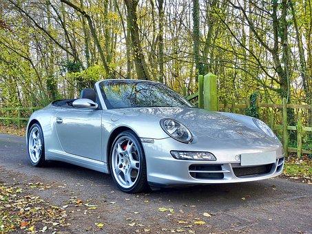 Sports Car, Porsche, Automotive, 911, Automobile, Drive