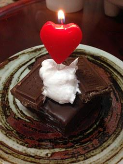 Chocolate, Cake, Second, Dessert, Confectionery, Plate