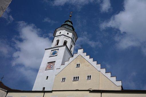 Church St Andreas, Church, Babenhausen, Chapel