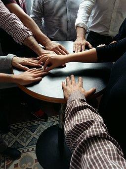 Hands, Hands Joined, Labor, Esteem