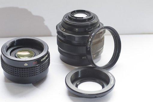 Lens, Camera, Filter, Tele