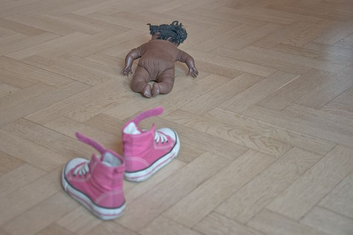 Child, Doll, Shoes, Children's Shoes, Toys, Hand Puppet