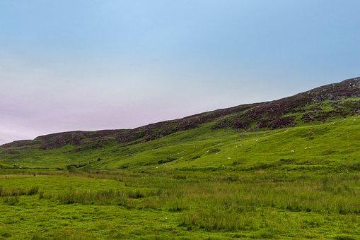 Scotland, Sutherland, Landscape, Travel, Highlands