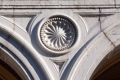 Rosette, Loggia, Architecture, Italy, History, Old