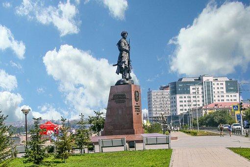 Irkutsk, Monument, Architecture
