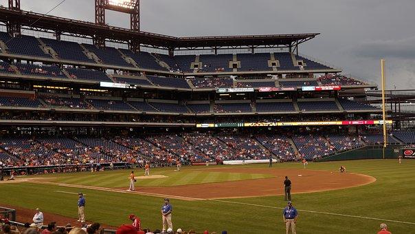 Baseball, Field, Sport, Diamond, Stadium, Orioles