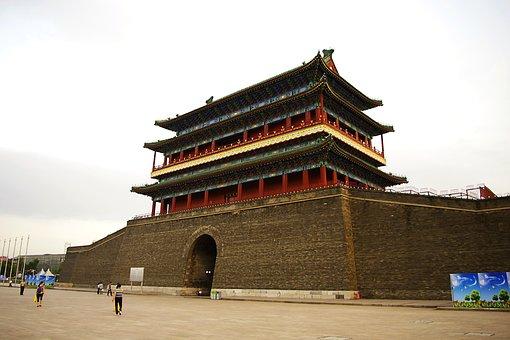 Zhengyang, Qianmen, Beijing, Ancient Architecture