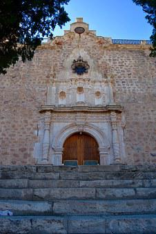 Church, Cathedral, Colonial, Mexico