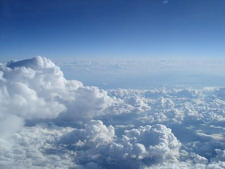 Sky And Clouds, Ocean Of Clouds, Landscape, Clouds Sky
